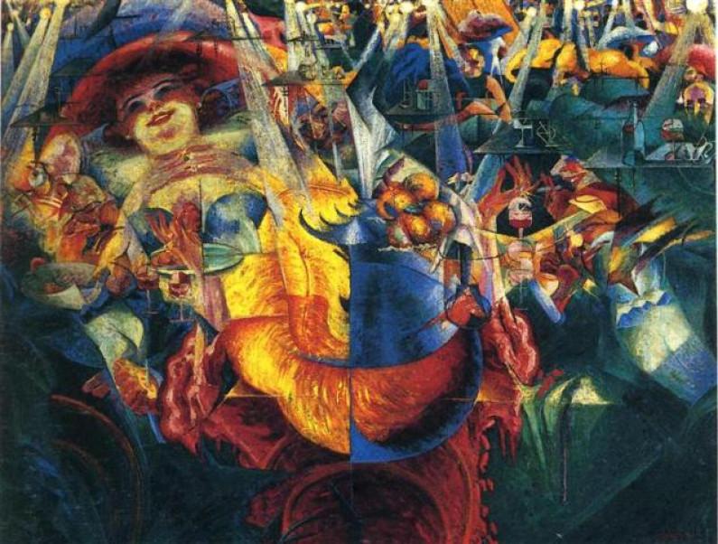 Umberto Boccioni – Italian painter