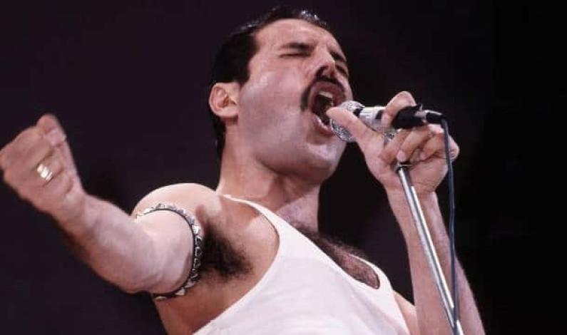 Freddie Mercury – Barcelona