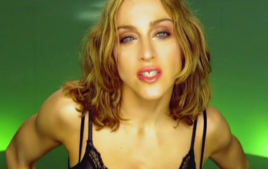 Madonna – Beautiful Stranger