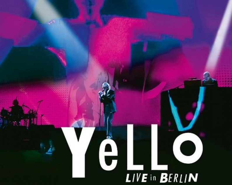 Yello – The Time Tunnel – Live in Berlin