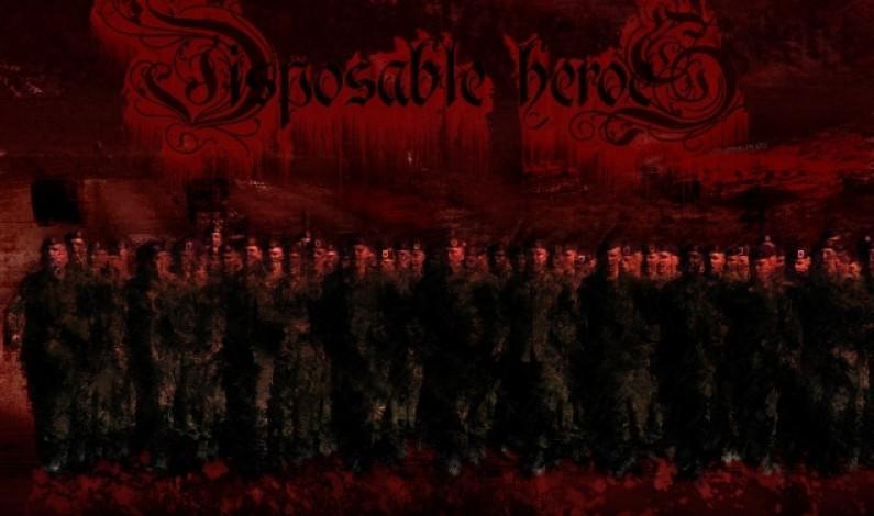 Metallica – Disposable Heroes